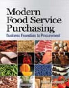 Image for Modern Food Service Purchasing : Business Essentials to Procurement