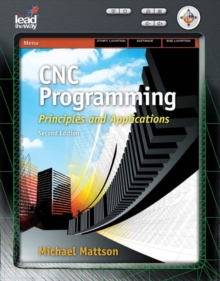 Image for CNC programming  : principles and applications
