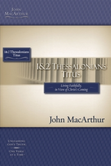 Image for 1 and   2 Thessalonians and Titus