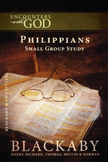 Image for Philippians : A Blackaby Bible Study Series