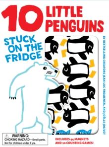 Image for 10 Little Penguins Stuck on Fridge