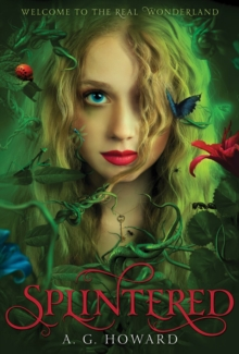 Image for Splintered  : a novel