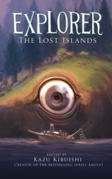 Image for ExplorerBook 2,: the lost islands