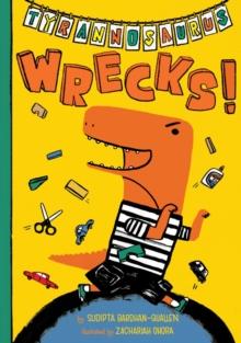 Image for Tyrannosaurus wrecks!