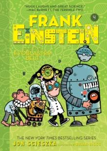 Image for Frank Einstein and the evoblaster belt