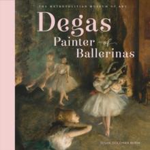 Image for Degas, painter of ballerinas