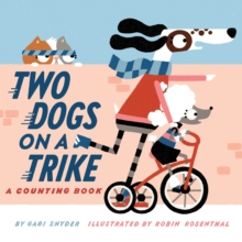 Image for Two Dogs on a Trike