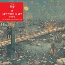 Image for New York in Art 2022 Mini Wall Calendar