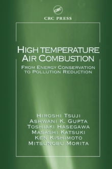 Image for High temperature air combustion: from energy conservation to pollution reduction
