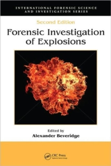 Image for Forensic investigation of explosions