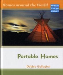 Image for Homes Around World Portable Homes Macmillan Library