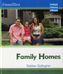 Image for Families: Family Homes Macmillan Library
