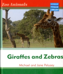 Image for Zoo Animals: Giraffes and Zebras Macmillan Library