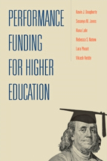Image for Performance Funding for Higher Education