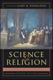 Image for Science and Religion : A Historical Introduction