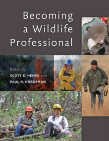 Image for Becoming a wildlife professional