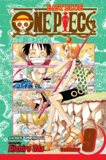 Image for One Piece, Vol. 9 : Tears