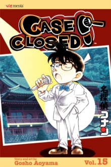 Image for Case Closed, Vol. 15