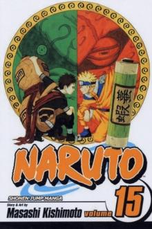 Image for NarutoVol. 15