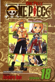 Image for One pieceVol. 18