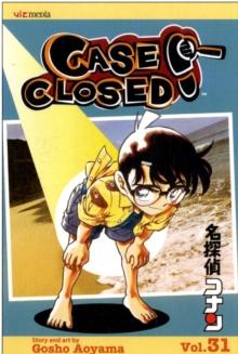 Image for Case closedVol. 31