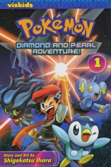 Image for Diamond and Pearl adventureVolume 1