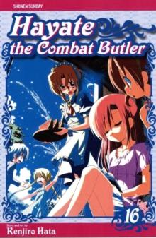 Image for Hayate the combat butlerVol. 16