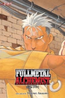 Image for Fullmetal alchemist 3-in-1