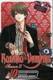 Image for Rosario + Vampire10: Season 2