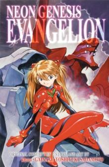 Image for Neon genesis evangelion3