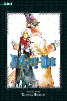 Image for D. Gray-Man