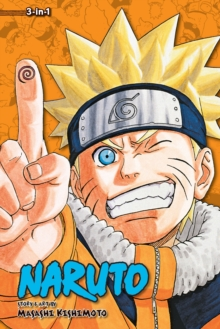 Image for Naruto  : 3-in-1