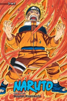 Image for NarutoVolumes 25-27