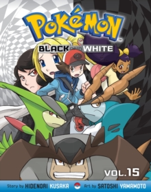 Image for Pokâemon Black and White15