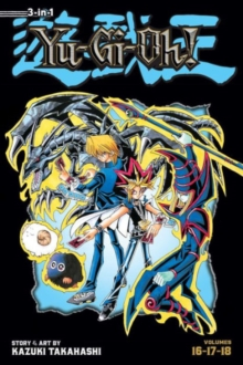 Image for Yu-Gi-Oh!Volumes 16-17-18