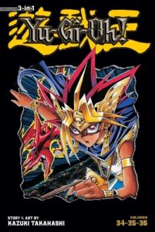 Image for Yu-Gi-Oh!Volumes 34-35-36