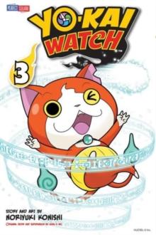 Image for YO-KAI WATCH, Vol. 3