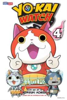 Image for Yo-kai watchVolume 4