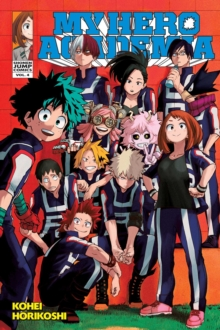 Image for My hero academia4