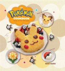 Image for The Pokâemon cookbook  : easy & fun recipes