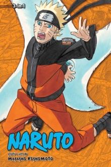 Image for NarutoVolumes 55, 56, 57