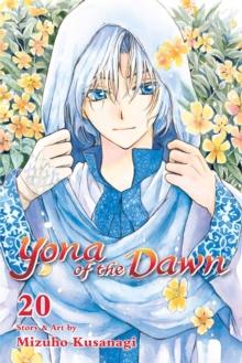 Yona of the dawn20 - Kusanagi, Mizuho
