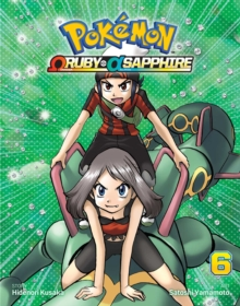 Image for Omega Ruby Alpha SapphireVol. 6