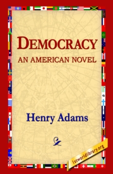 Image for Democracy an American Novel