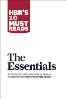 Image for Harvard business review ten must-read articles