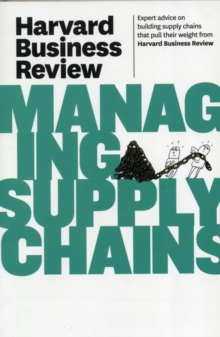 Image for Harvard business review on managing supply chains