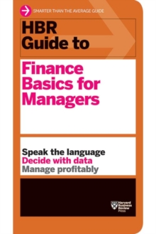 Image for HBR guide to finance basics for managers