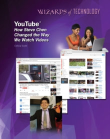 Image for YouTube  : how Steve Chen changed the way we watch videos