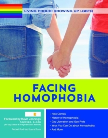Image for Facing homophobia