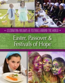 Image for Easter, Passover & festivals of hope